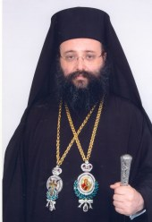Ο Σεβασμιώτατος Μητροπολίτης Πατρών κ.κ.Χρυσόστομος
